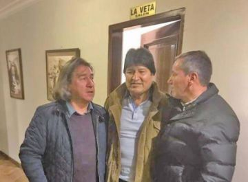Candidato a senador en Potosí fue diputado de Goni y senador de Tuto