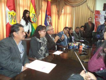 La UATF inaugura nueva carrera de Ciencias de la Comunicación en Potosí
