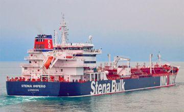 Irán captura un buque británico y sube tensión