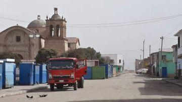 Cenizas del volcán Ubinas llegan a Bolivia