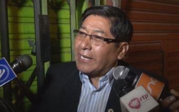 Candidato del MAS está implicado en escándalo de depósitos millonarios