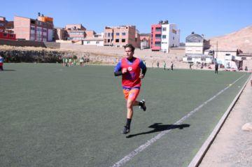 Muñoz volverá a vestir la camiseta de Nacional Potosí