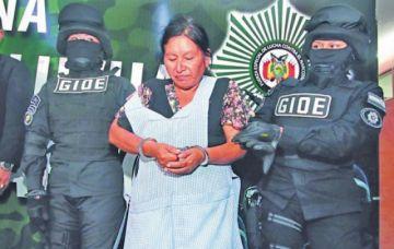 """Cae """"La narcochola"""", una mujer buscada por liderar banda de narcos"""