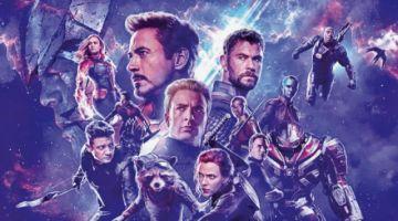 """""""Avengers: Endgame"""" se convierte en la cinta más taquillera de la historia"""