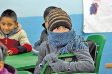 Los estudiantes vuelven hoy a clases con horario de invierno