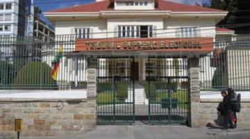 TSE envía los casos de Ortiz y Fencomin ante el juez por faltas electorales
