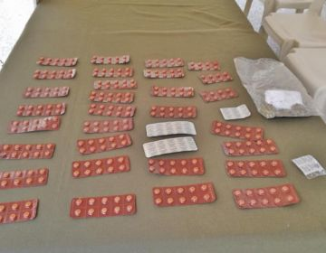 Incautan 320 pastillas de Diazepam y marihuana