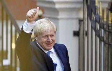 """Johnson sucederá a May para terminar el """"brexit"""""""