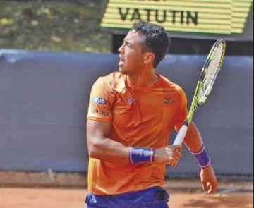 Dellien pierde contra Basilashvili