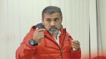 Moreira denuncia que sufre tratos inhumanos en prisión