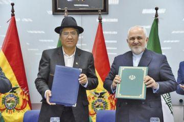 Bolivia e Irán acuerdan instalar un laboratorio de nanotecnología