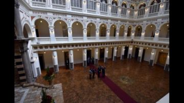 Buscan proteger  Palacio Quemado