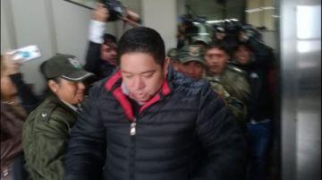 Pedro Montenegro no será extraditado hasta que cumpla su condena