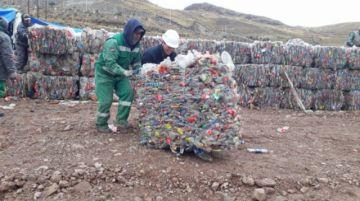 EMAP inicia economía circular con venta de los descartables
