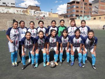 PAT y Real se juegan el título del torneo de fútbol femenino