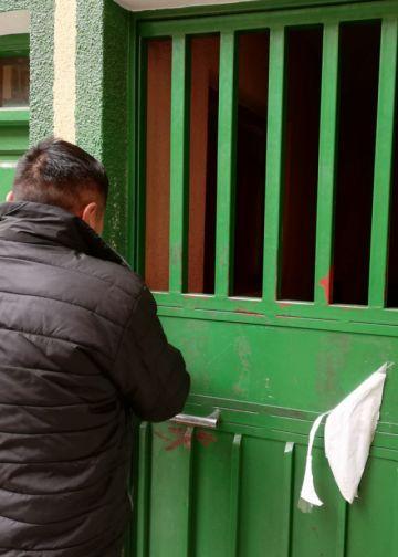Fiscalía pide la detención preventiva del alcalde