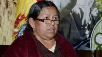 Fondo Indígena: Pese a que Achacollo no asistió a declarar a juicio, no ordenan su aprehensión