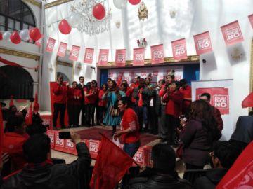 Bolivia Dice No presenta candidatos a diputados y senadores por el Departamento de Potosí.