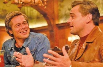 "Tarantino y ""Once Upon a Time... in Hollywood"" aterrizan en los cines"