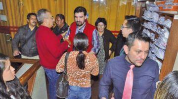 Niegan acción de libertad al alcalde José María Leyes