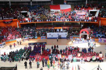 Juegos Plurinacionales nivel primario se inauguran el lunes