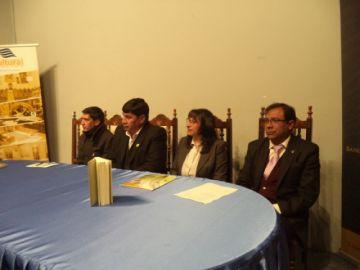 Presentan un libro sobre la vivienda colonial en Potosí
