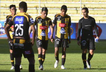 El Tigre recibe hoy a Guabirá