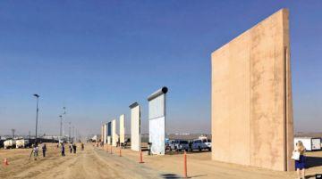 Justicia permite a Trump usar fondos para el muro