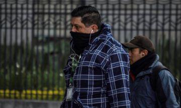 Las bajas temperaturas aún afectan a la gente de Potosí