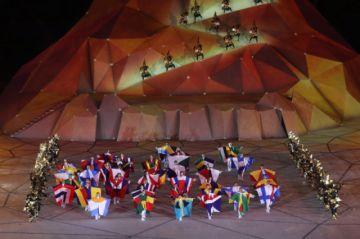 Inauguran los Juegos Panamericanos