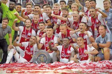 Ajax conquista la Supercopa de Holanda