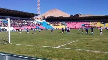 Nacional Potosí gana 3-2 a Aurora de Cochabamba