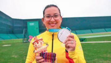 Pérez gana la primera medalla para Ecuador