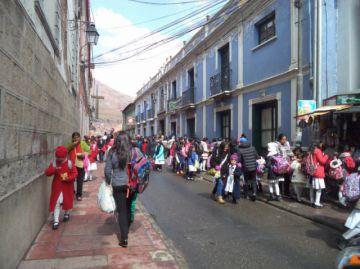 Las actividades escolares se reinician desde este lunes 29 en Potosí
