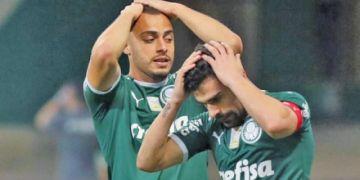 Palmeiras empata 1-1 con el Vasco da Gama