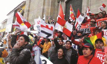 Cívicos anuncian que acatarán la huelga indefinida por el 21F