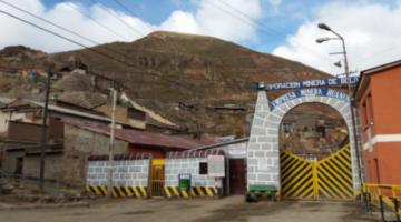 Encapuchados roban explosivos y equipos de la empresa minera Huanuni