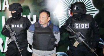 """Gobierno entrega a Perú al """"Tío Vago"""" acusado de articular """"narcovuelos"""""""