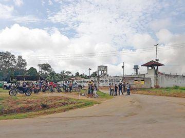Motín carcelario en Brasil deja 57 reclusos fallecidos