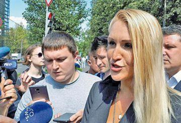 Opositor ruso vuelve a prisión tras intoxicación