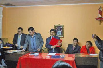 El Círculo de Periodistas Deportivos de Potosí festeja sus 71 años de creación
