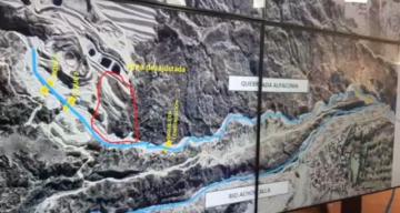 Desajuste genera derrame en Alpacoma, Revilla denuncia dinamitazos