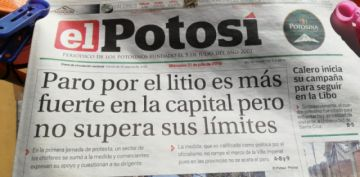 Gobernador critica enfoque de El Potosí sobre el paro cívico