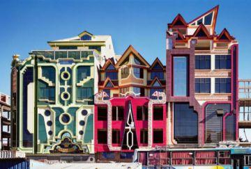 """Arquitectura andina busca el """"cholet"""" que mejor la represente"""