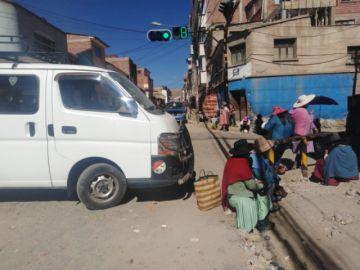 Los bloqueos se intensifican en la ciudad