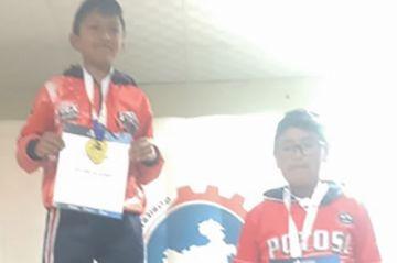 Potosí logra sus primeras medallas en los Pluris