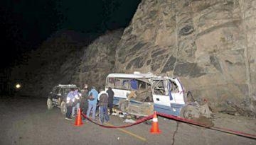 Perú: Un accidente enluta fiesta de la independencia