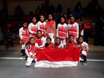 Villazon gana 12-11 a Uyuni en básquet damas de los pluris