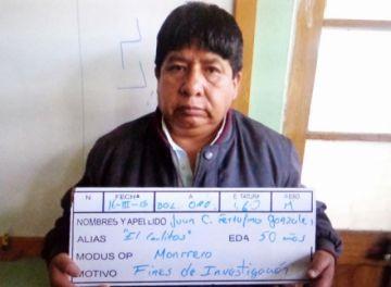 Cae presunto autor del robo a la tienda de calaminas de la Gobernación