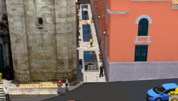 Inauguraron las obras  del museo  subterráneo